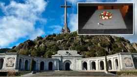 Los restos de Primo de Rivera siguen en la basílica del Valle de los Caídos