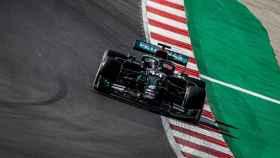 Hamilton en el GP de Portugal