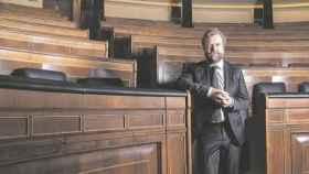 Espinosa de los Monteros en el Congreso. Foto: Alberto Martín (El Economista)