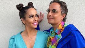 Josie y Cristina Pedroche en el programa 'Zapeando'.