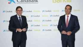 CaixaBank ampliará capital por un máximo de 2.000 millones para  el canje de acciones