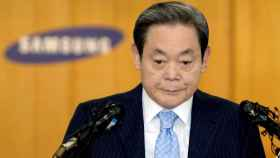 Muere el presidente de Samsung, Lee Kun-hee.
