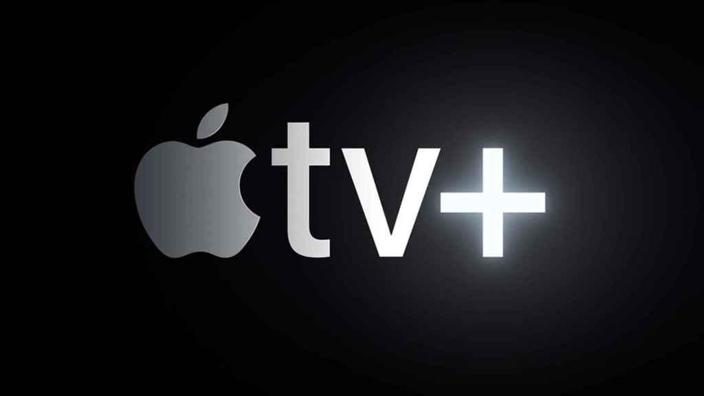 Apple TV +.