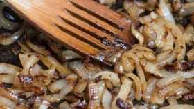 Receta de cebolla caramelizada sin azúcar