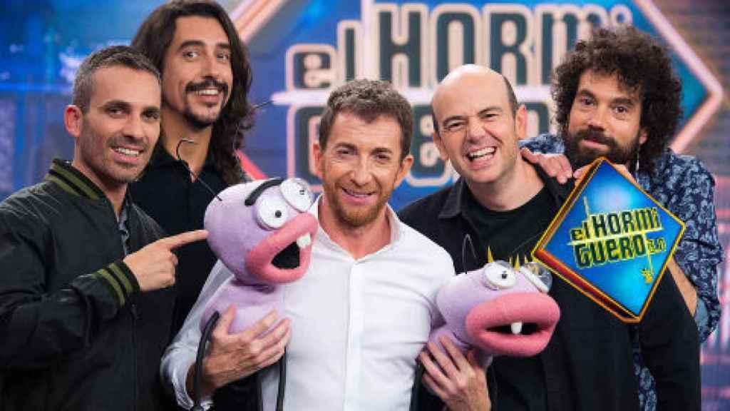 'El Hormiguero', con cuatro candidaturas, es uno de los programas más nominados.