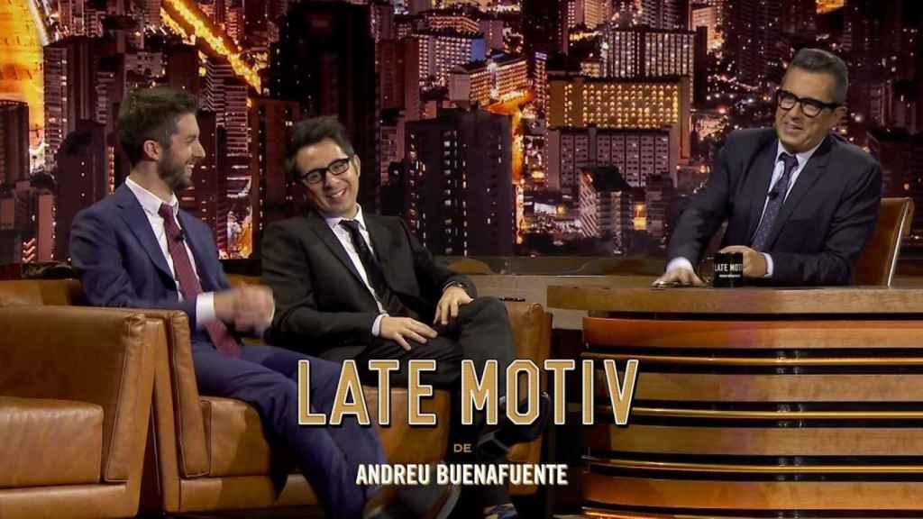 'Late Motiv' también tiene cuatro nominaciones.