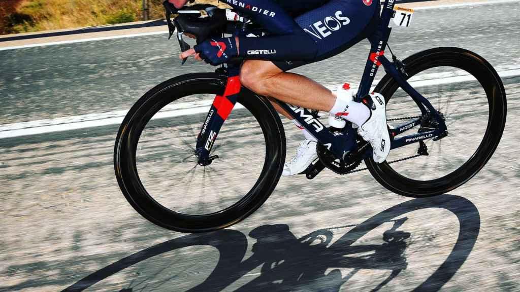 Froome en La Vuelta 2020