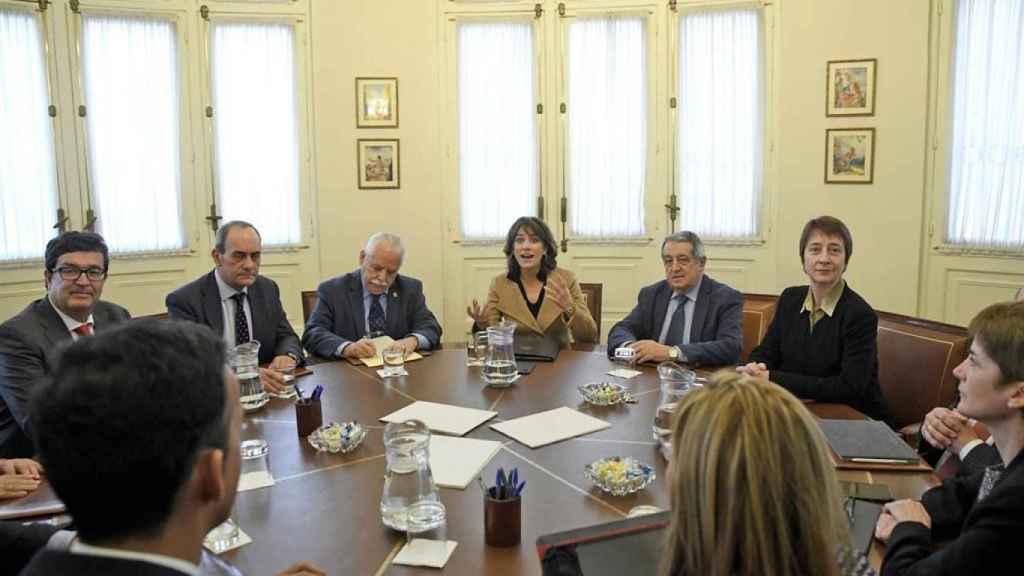 Reunión del Consejo Fiscal./