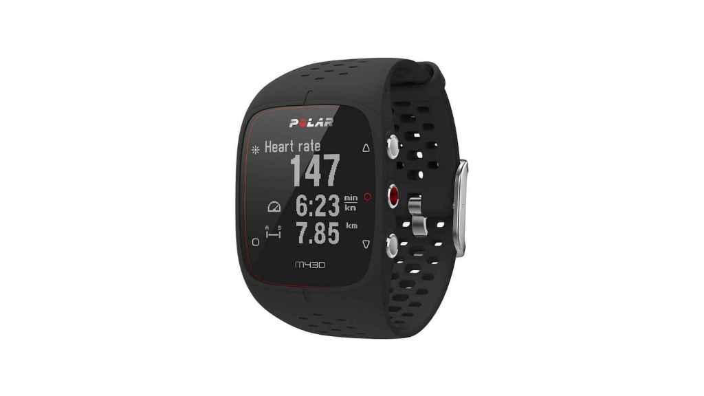Oferta del día en Amazon: reloj de running Polar M430 con un 28% de descuento