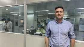 El líder de la investigación publicada en 'Nature Electronics', Mario Lanza.