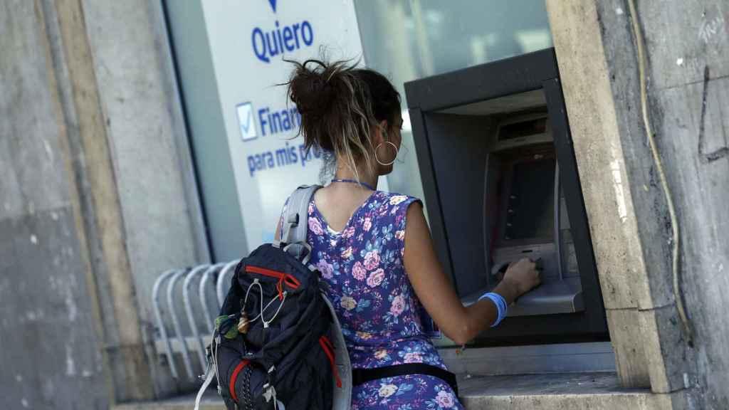 El 6,5% de la población española no tendrá acceso al efectivo en cinco años