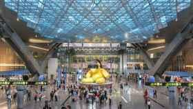 Aeropuerto de Doha.