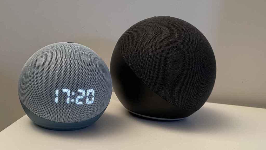 Echo Dot y Echo