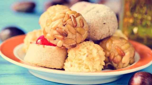 Panellets, receta de dulce tipico para celebrar Halloween en España