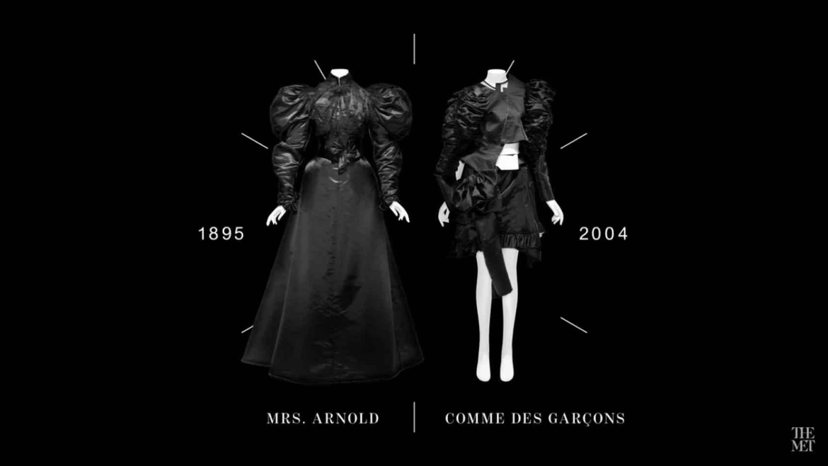 Chanel, Dior, Gucci... se reúnen en la exhibición organizada por el Met