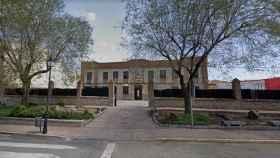Las inmediaciones del cuartel de la Guardia Civil en Sonseca (Google Maps)