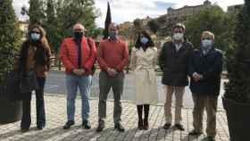 Reunión entre Asaja Castilla-La Mancha y los criadores de ganado bravo