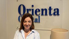 Cristina Morales, Orienta Capital.