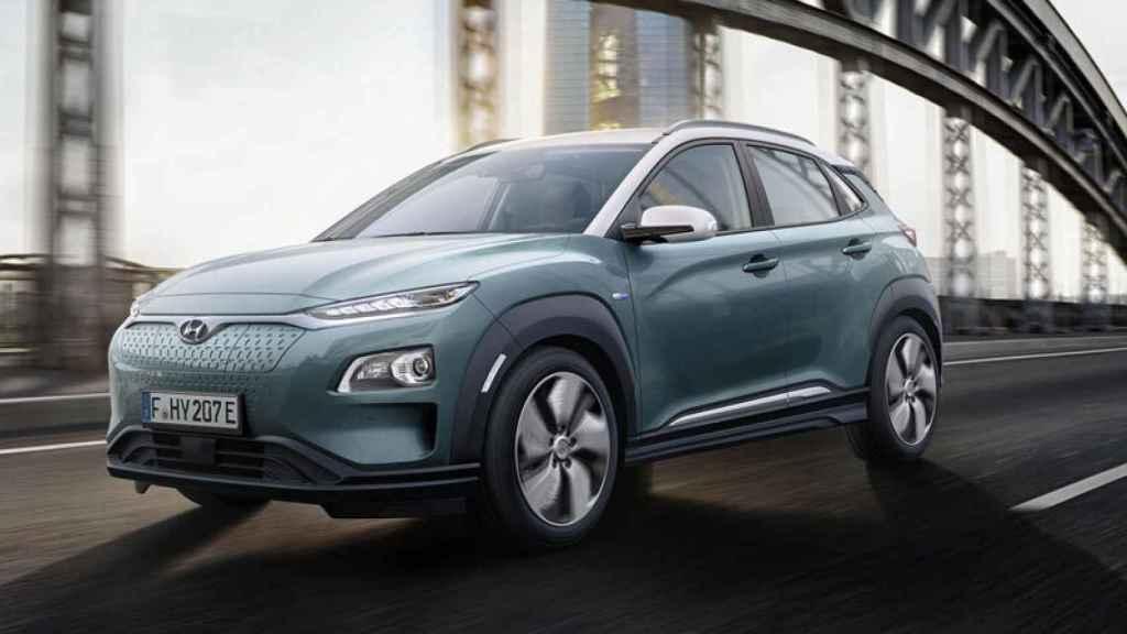El Hyundai Kona EV es un éxito de ventas.