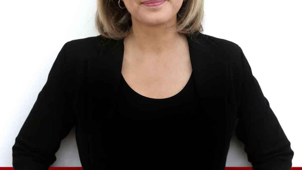Katalin Berenyi, general manager de Clarins.