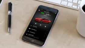 La app oficial de Tesla se puede usar para controlar el coche