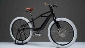 La nueva bicicleta eléctrica de Harley-Davidson