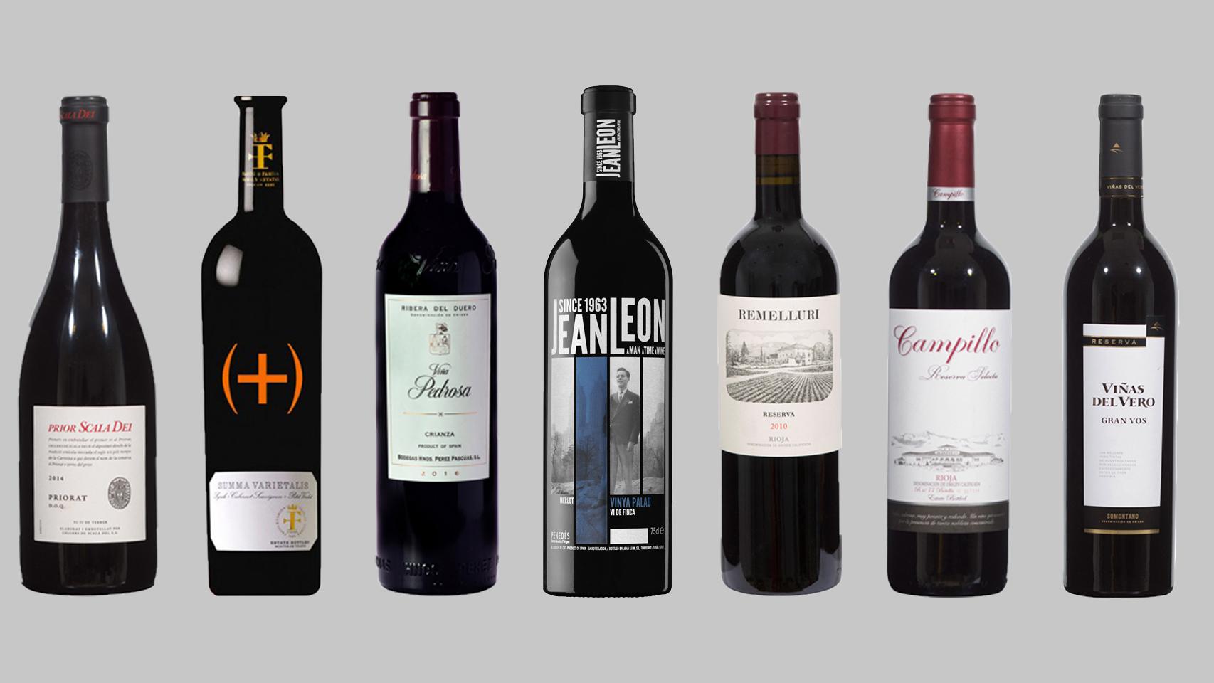 Estos Son Los 12 Mejores Vinos Tintos De España Según La Ocu Se Pueden Comprar Desde 7 Hasta 24