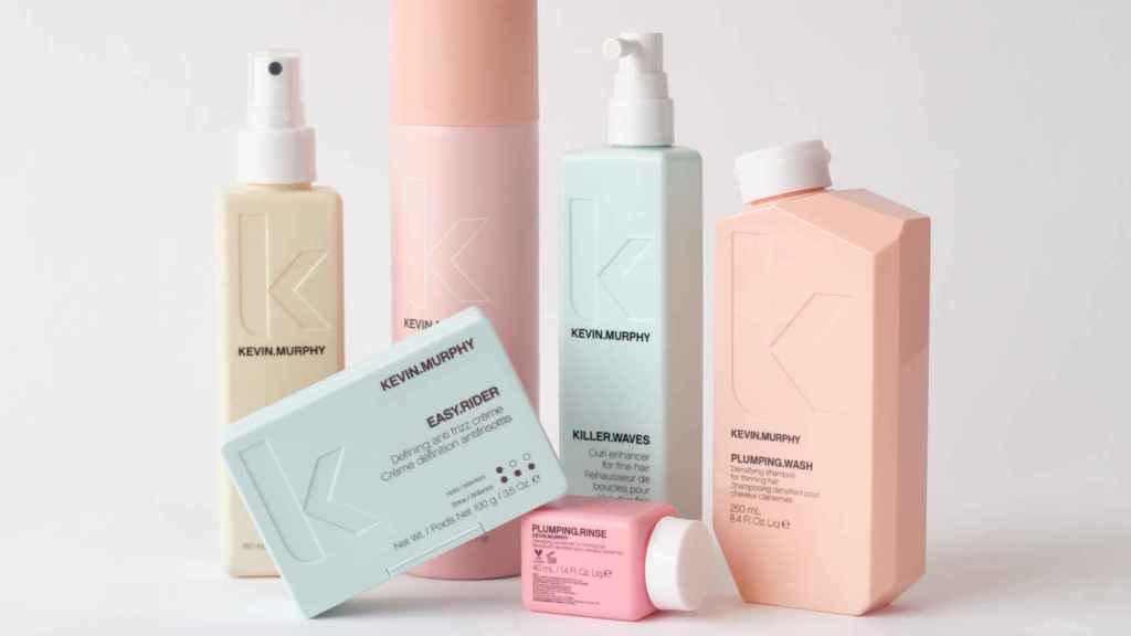 Kevin Murphy tiene productos y tratamientos provenientes de fuentes sostenibles