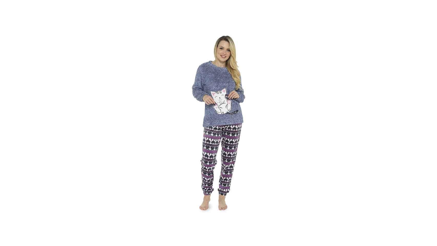 Pijama dos piezas