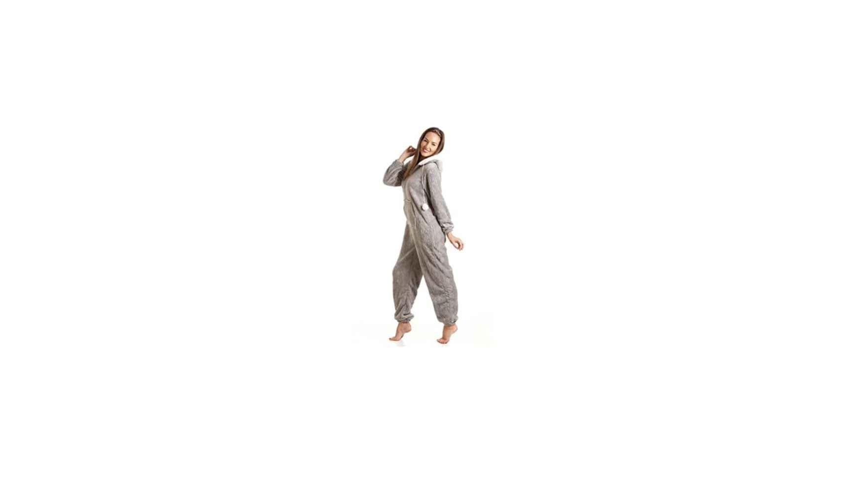 Pijama de una pieza