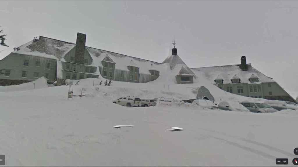 Estación de esquí de El Resplandor.
