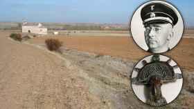 Himmler ordenó llevarse varias de las joyas excavadas en la necrópolis de Castiltierra (Segovia).