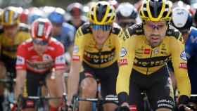 Dumoulin en La Vuelta a España