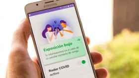 Es una aplicación diseñada por el Gobierno para detectar casos de Covid-19.