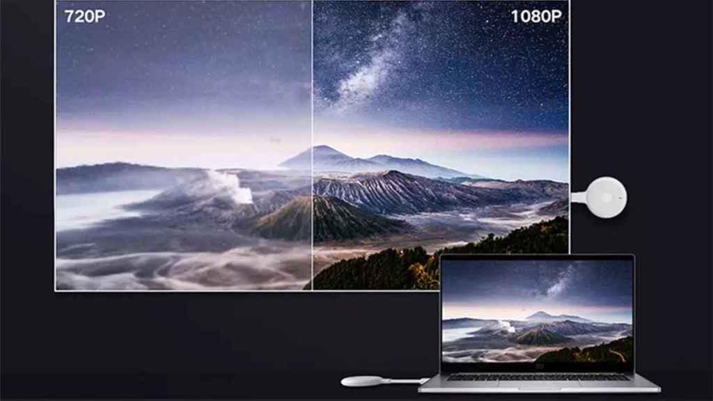 El Xiaomi Mijia Paipai permite transmitir vídeo 1080p