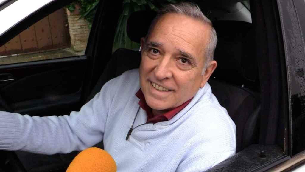 José Antonio Rodríguez, marido de Gloria Mohedano.