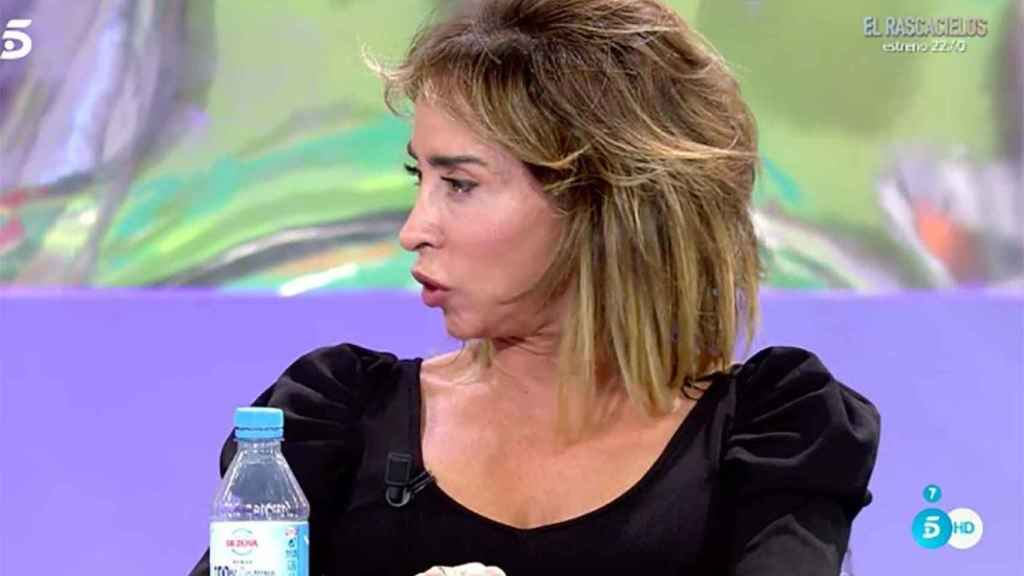 La presentadora ha decidido revelar el porqué de sus miedos profesionales.