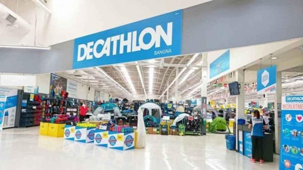 Decathlon.
