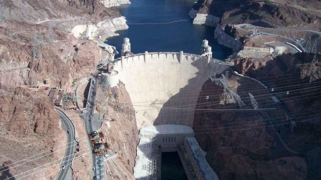 Central hidroeléctrica de Hoover 3 en EEUU