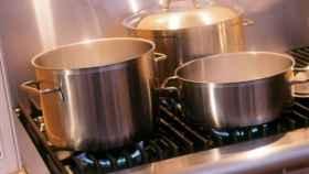 Zafarrancho de cacerolas para la 'batch cooking'.