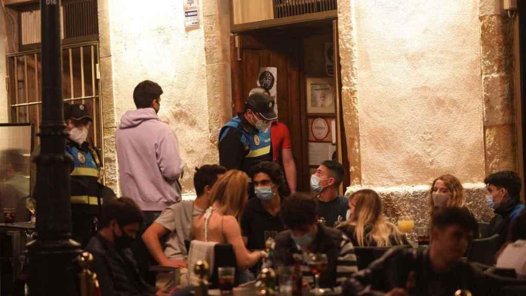 Imagen de las calles de Salamanca este octubre.