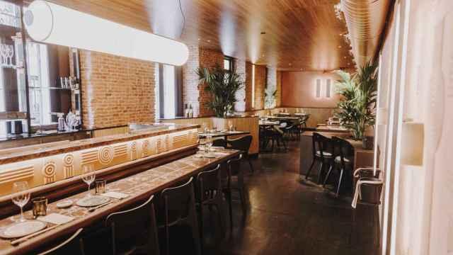 Nomo Braganza, el nuevo restaurante japonés imprescindible de Madrid