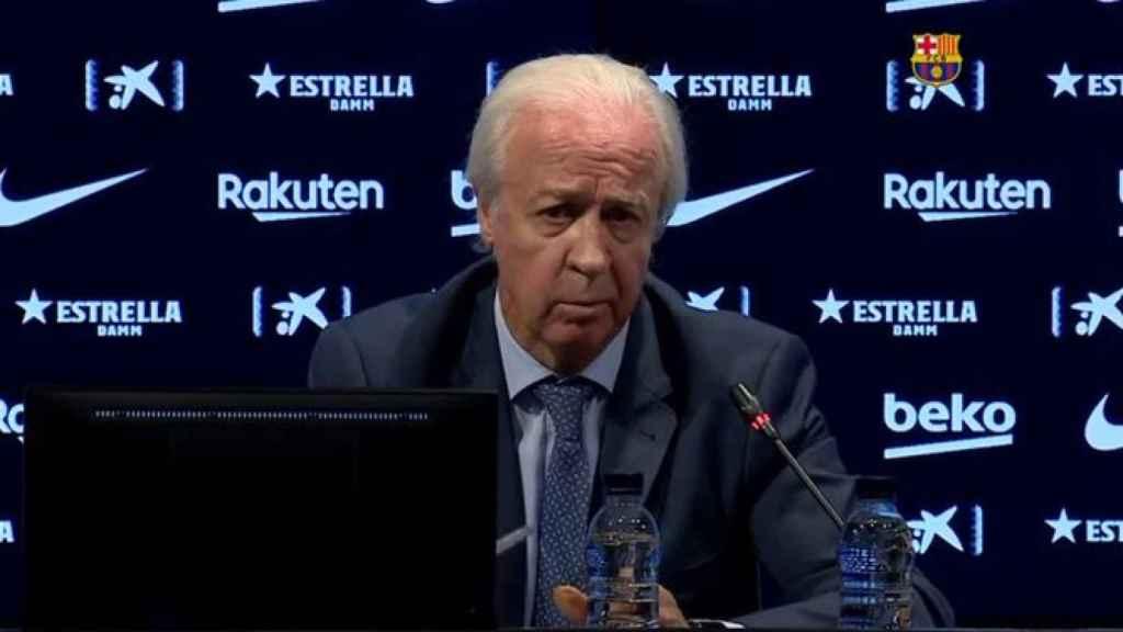 Carles Tusquets, nuevo presidente del FC Barcelona