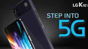 Nuevo LG K92 5G: especificaciones, precio y disponibilidad