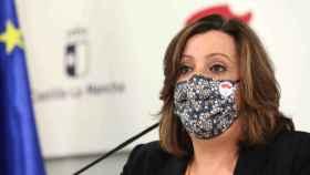 Patricia Franco, consejera de Empleo de Castilla-La Mancha, en una imagen reciente