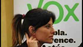Cristina Seguí, en una imagen de archivo./