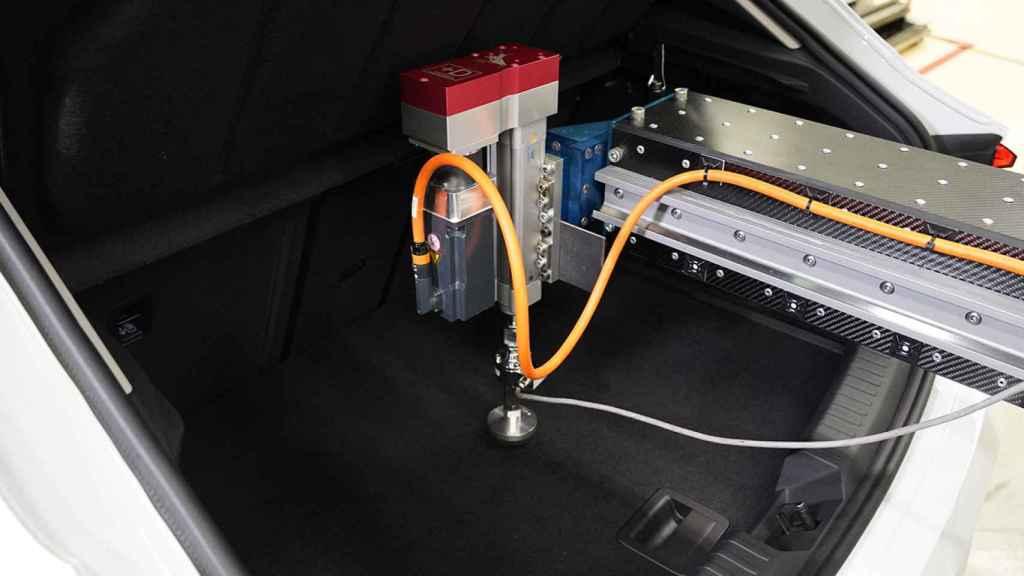 Los prototipos son revestimientos del Seat León realizados con Oryzite, un material renovable y sostenible.