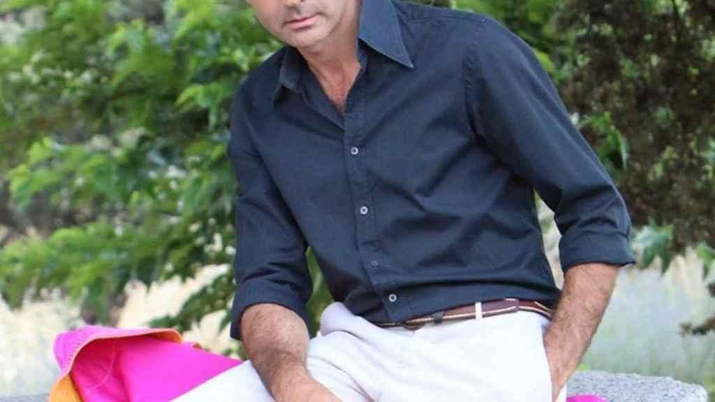 Enrique Ponce en una imagen de sus redes sociales.