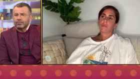 'Sálvame' ha emitido una llamada en la que Anabel Pantoja carga contra sus compañeros.