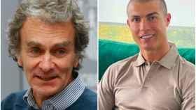 Fernando Simón, a Cristiano Ronaldo: Ahora es un experto en PCR